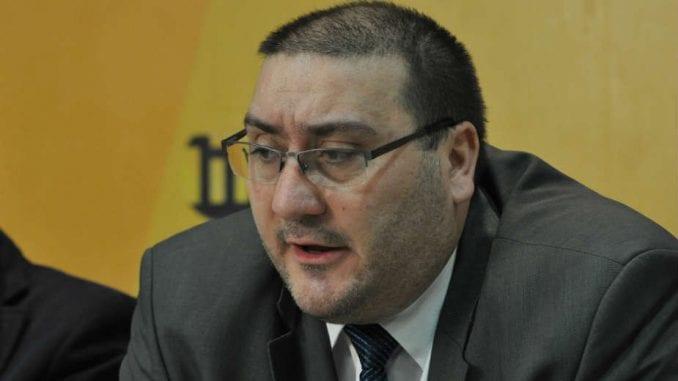 MUP: Bulatoviću (SSP) oružje oduzeto zbog prekršaja na Zvezdari 4