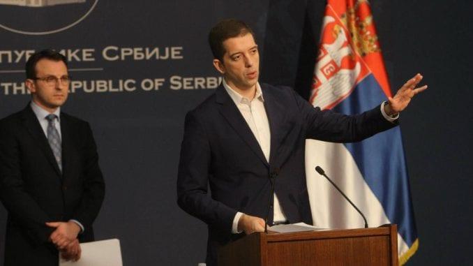 Đurić: Nastavićemo da vodimo politiku u skladu sa interesima države 1