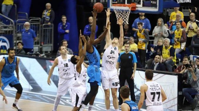 Partizan se porazom oprostio od Evrokupa 1