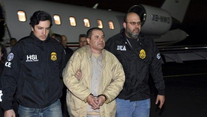 Porota proglasila El Čapa krivim, moguća presuda doživotnog zatvora 1