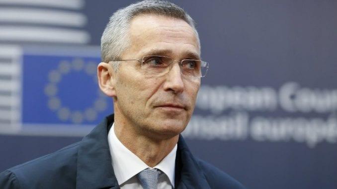 Stoltenberg: NATO neće ulaziti u trku u naoružanju 1