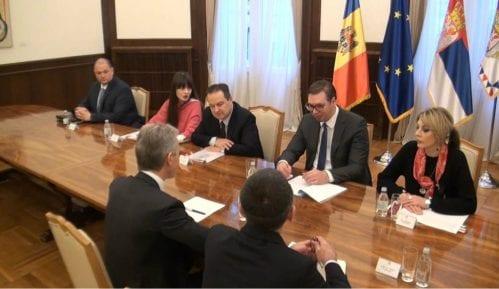Vučić za bolje odnose sa Moldavijom 8