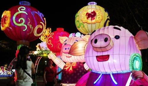 Najmladji Kinezi slave početak godine svinje epizodom crtaća Pepa prase 13
