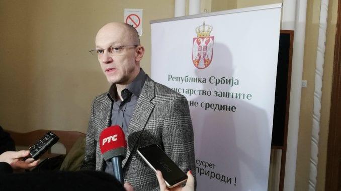 Zelena stranka: Ministar Trivan da se preseli u Kolubarski okrug 2