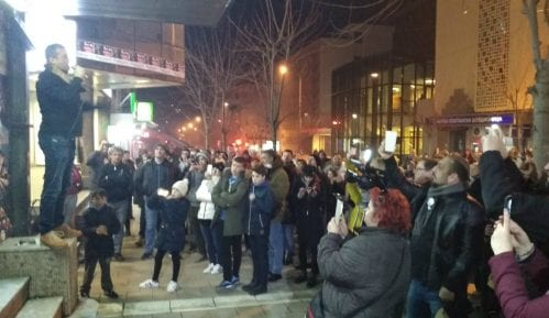 "U Gornjem Milanovcu 5. aprila protest ""Jedan od pet miliona"" 8"