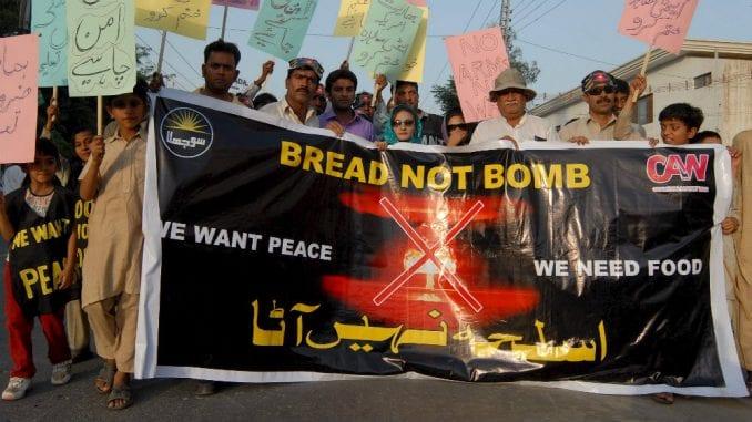 Stručnjaci o strahu od nuklearnog sukoba dve sile na Krovu sveta 3