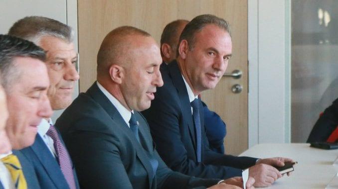 Haradinaj o ostavci i službeno obavestio najviše zvaničnike i političke lidere 1