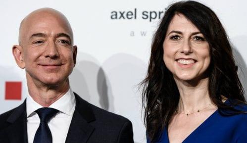 Pandemija korona virusa izmenila je Forbsovu listu milijardera, Bezos i dalje prvi 7