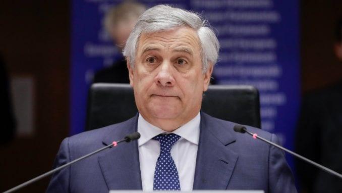 Tajani se izvinio i Ceraru zbog govora u Trstu 3