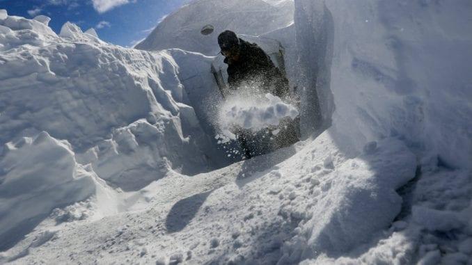 NASA upozorava: Džinovski glečer se odvaja od Antarktika 4