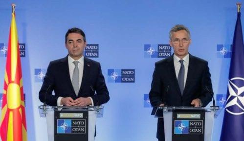 Potpisan protokol o pristupanju Makedonije NATO 5