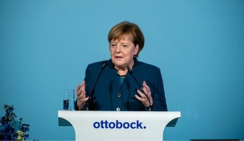 Ovacije za spontani govor Angele Merkel o svetskom poretku 7