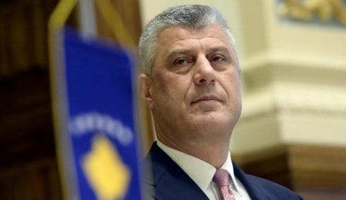 Mediji: Tači se danas vraća na Kosovo 9