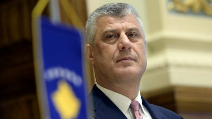 Kosovski predsednik na prelazu Vrbnica dočekan uzvicima OVK i Tači 3