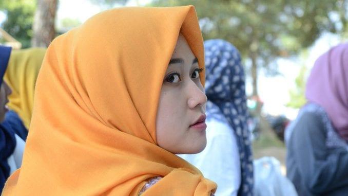 Protest iranskih studenata zbog obaveze nošenja hidžaba 1