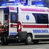 Sudar automobila i autobusa na putu Klek–Žitište, šest osoba povređeno 9