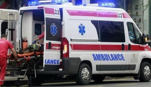 Osam osoba povređeno na Avalskom putu 14
