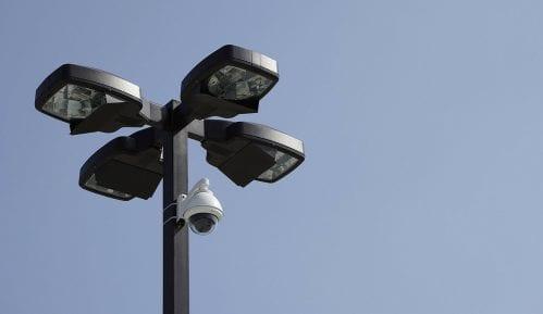 Huawei kamere za video nadzor postavljene u Beogradu 2