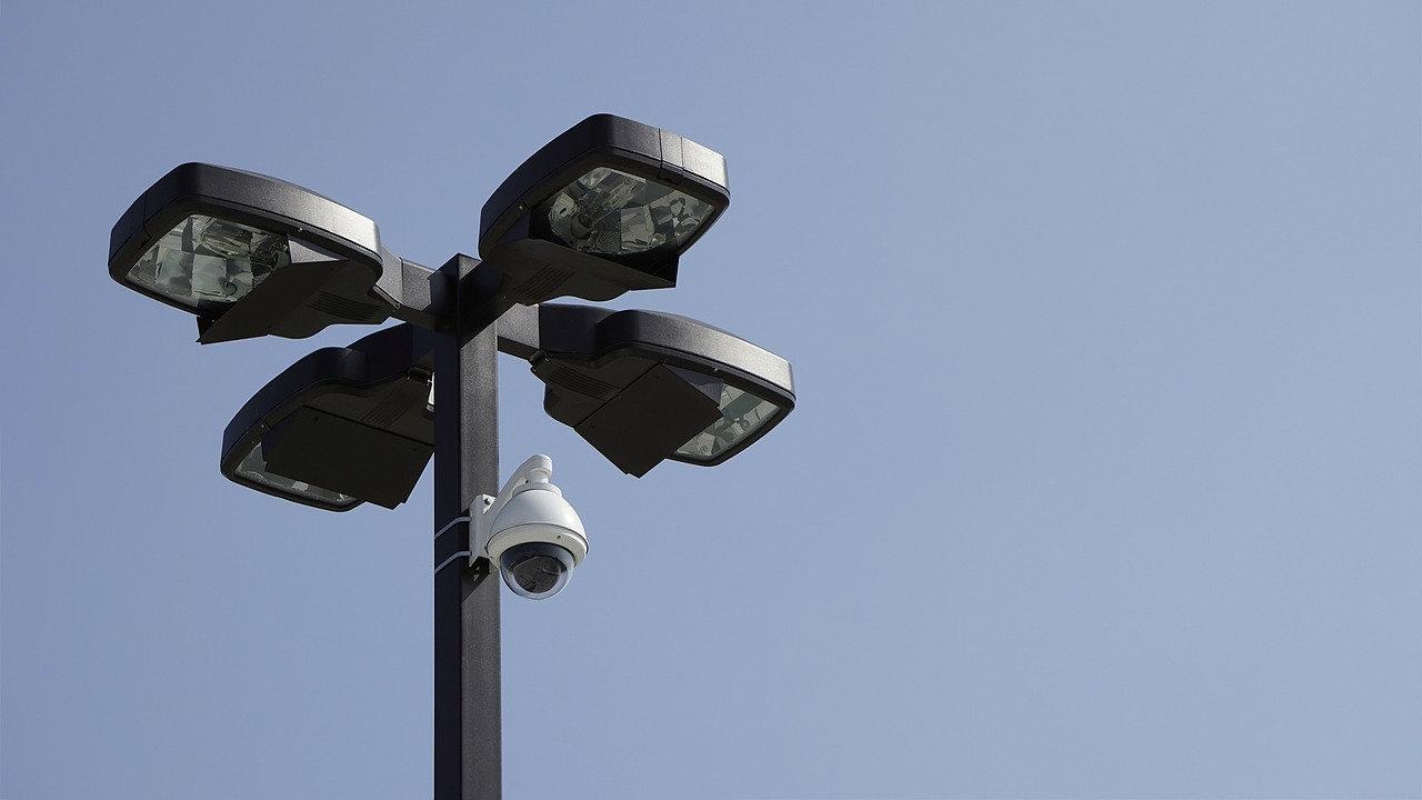 Huawei kamere za video nadzor postavljene u Beogradu 1
