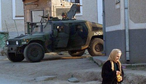 Kfor ne smanjuje snage na Kosovu 15