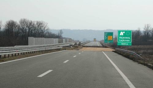 Deonica autoputa Surčin-Obrenovac sutra će biti puštena u saobraćaj 2