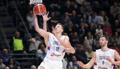 Poraz košarkaša Srbije 4