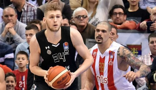 Partizan osvajač Kupa Radivoja Koraća 5