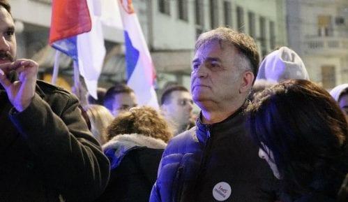 "Večeras u Negotinu 14. protest ""Jedan od pet miliona"" 8"