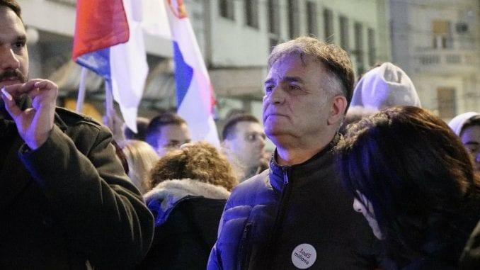 "Večeras u Negotinu 14. protest ""Jedan od pet miliona"" 1"