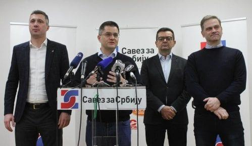 Savez za Srbiju: Vesić pričom o fontani vređa inteligenciju 4