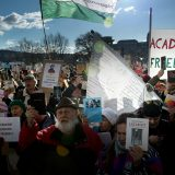 Stotine naučnika u protestu protiv reformi finansiranja u Mađarskoj 8