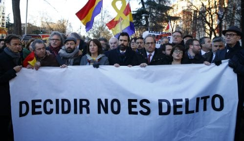 U Madridu počelo suđenje katalonskim separatistima 2