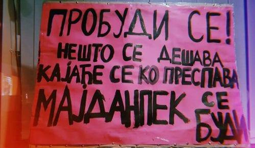 """Protest """"Jedan od pet miliona"""" u Majdanpeku: Sada ćemo biti još glasniji 11"""