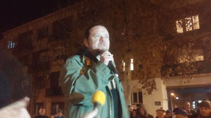 Dekan Pravnog: Optužbe na protestu su za krivično gonjenje 1