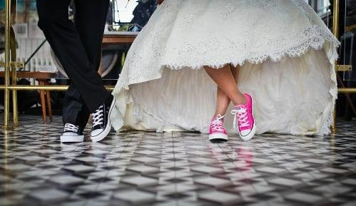 Najviše brakova u EU sklapa se u Litvaniji, najmanje u Sloveniji - Srbija u sredini 11