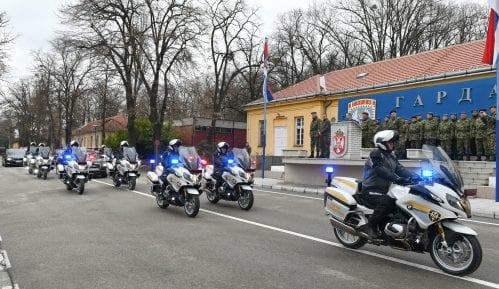 Posle 30 godina novi motocikli u Vojsci Srbije 6