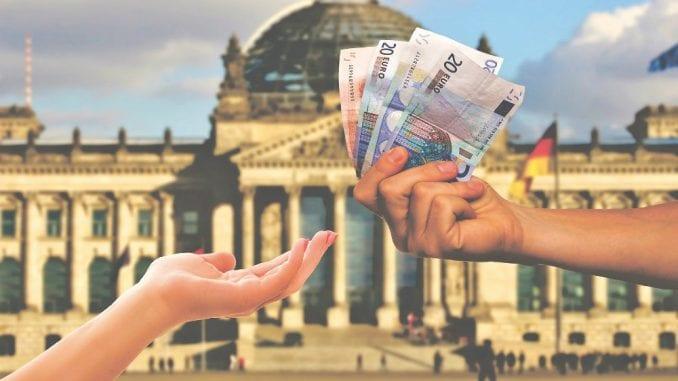 Pad nemačke privrede 2,2 odsto u prvom kvartalu zbog korona virusa 2