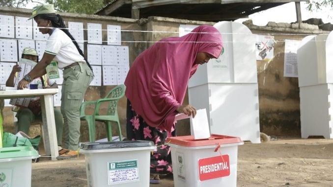 Nigerija: 84 miliona građana danas bira predsednika i poslanike 1