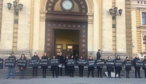 Država da obezbedi pravdu i zaštiti porodice otetih 14