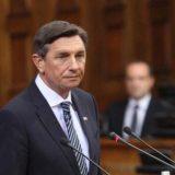 Pahor danas u Prištini, sutra u Beogradu uoči samita Procesa Brdo-Brioni 12