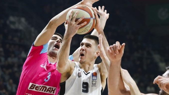 Partizan u direktnom okršaju sa ekipom Budućnosti 1