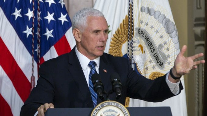 Predstavnički dom Kongresa poziva potpresednika Pensa da razreši Trampa 1