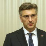 Plenković veruje u pobedu Grabar-Kitarović u drugom krugu 12