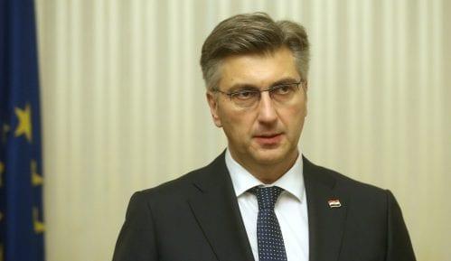 Plenković i Jandroković: Neprimeren postupak Milanovića 5