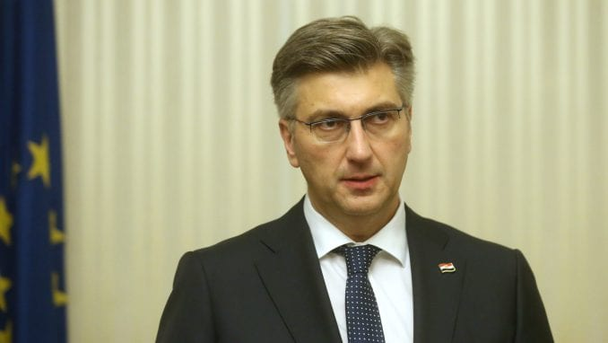 """Plenković: Sudovi da ujednače praksu u slučaju """"za dom spremni"""" 1"""