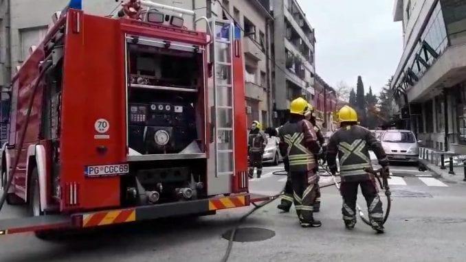 Eksplozija u Podgorici, poginuo jedan muškarac 3