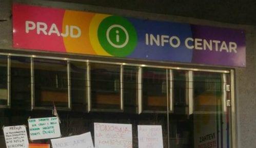 Ne davimo Beograd: DSS i SZS jasno da osude napad na Prajd info centar 5