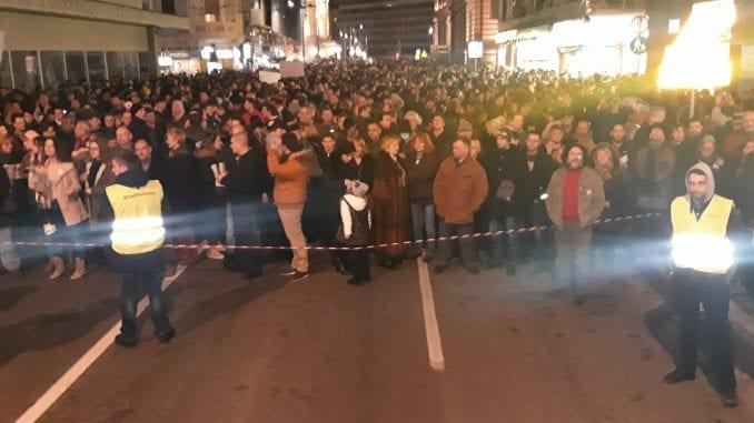 Najavljen protest u Novom Pazaru 1