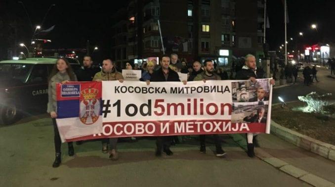 Dva protesta danas u severnoj Kosovskoj Mitrovici 1