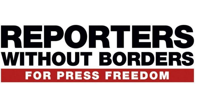 Reporteri bez granica dobitnici prestižne nagrade Izraela 1